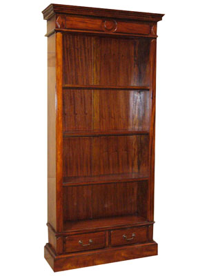 Art Deco Book Shelf - 1131-