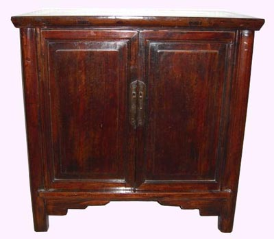 Antique Chinese Cabinet - 1159-