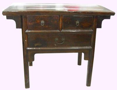 Antique Chinese Table - 1162-