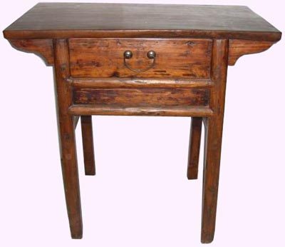 Antique Chinese Table - 1163-