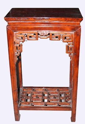 Antique Chinese Table - 1166-