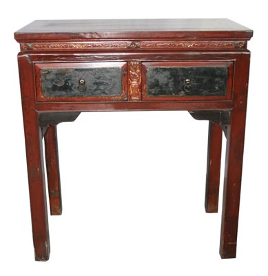 Antique Chinese Table - 1176-