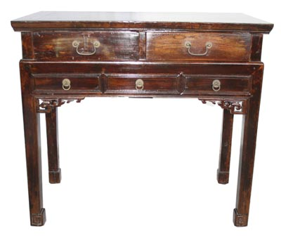 Antique Chinese Table - 1177-