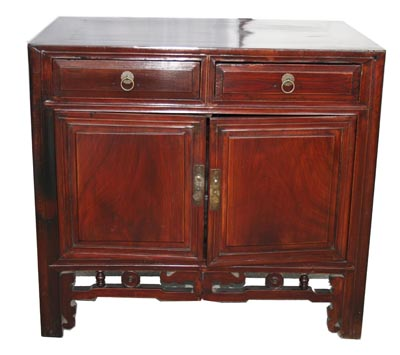 Chinese Cabinet With Drawers - 1181-