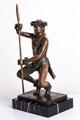 Kim Taylor Reece Solid Bronze Statue - Kekoa-