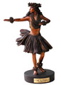 Kim Taylor Reece Cold Cast Resin Statue - Kilohinani-